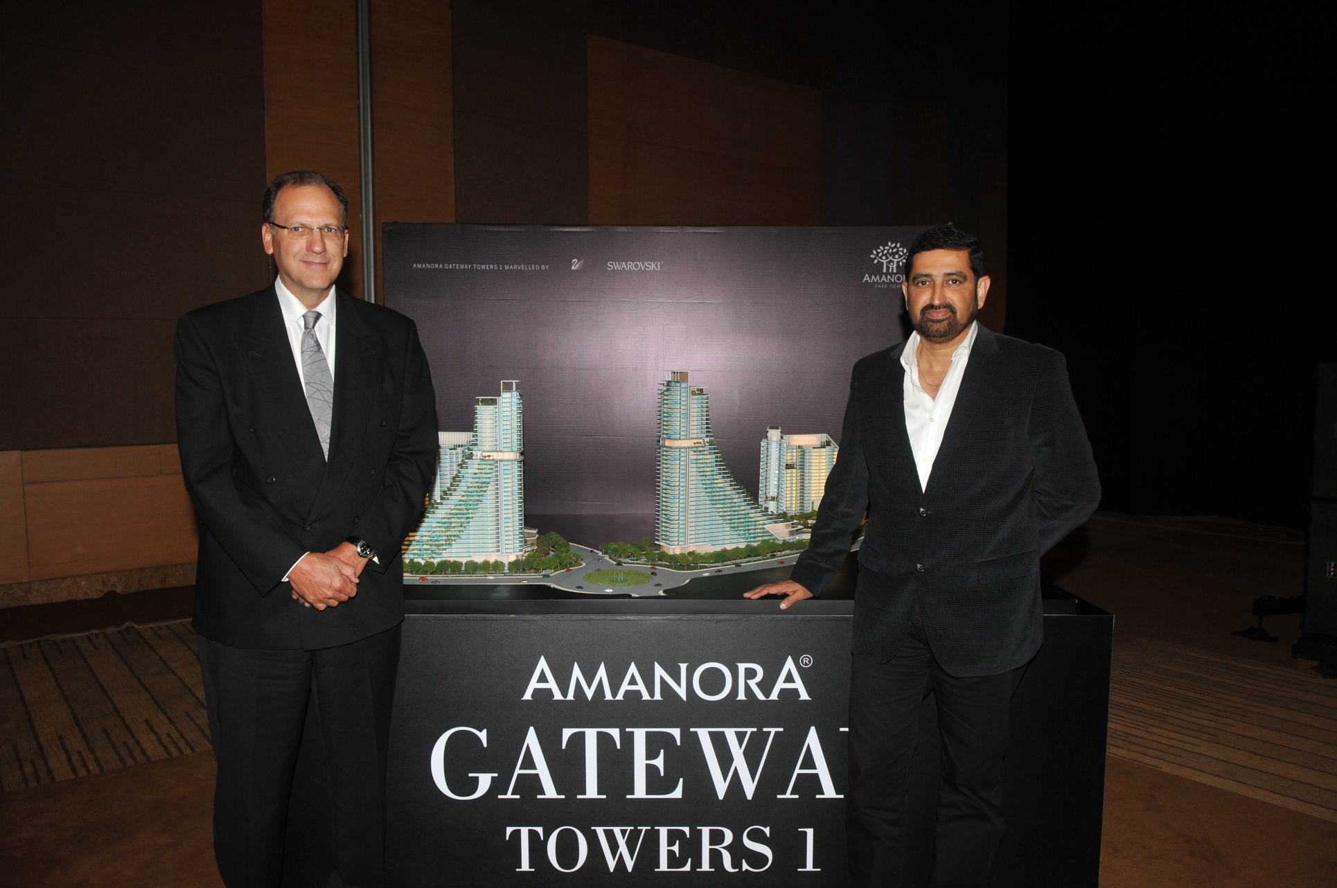 City Corporation, Amanora, Swaovski, India Real Estate News, Indian Realty News, India Property News