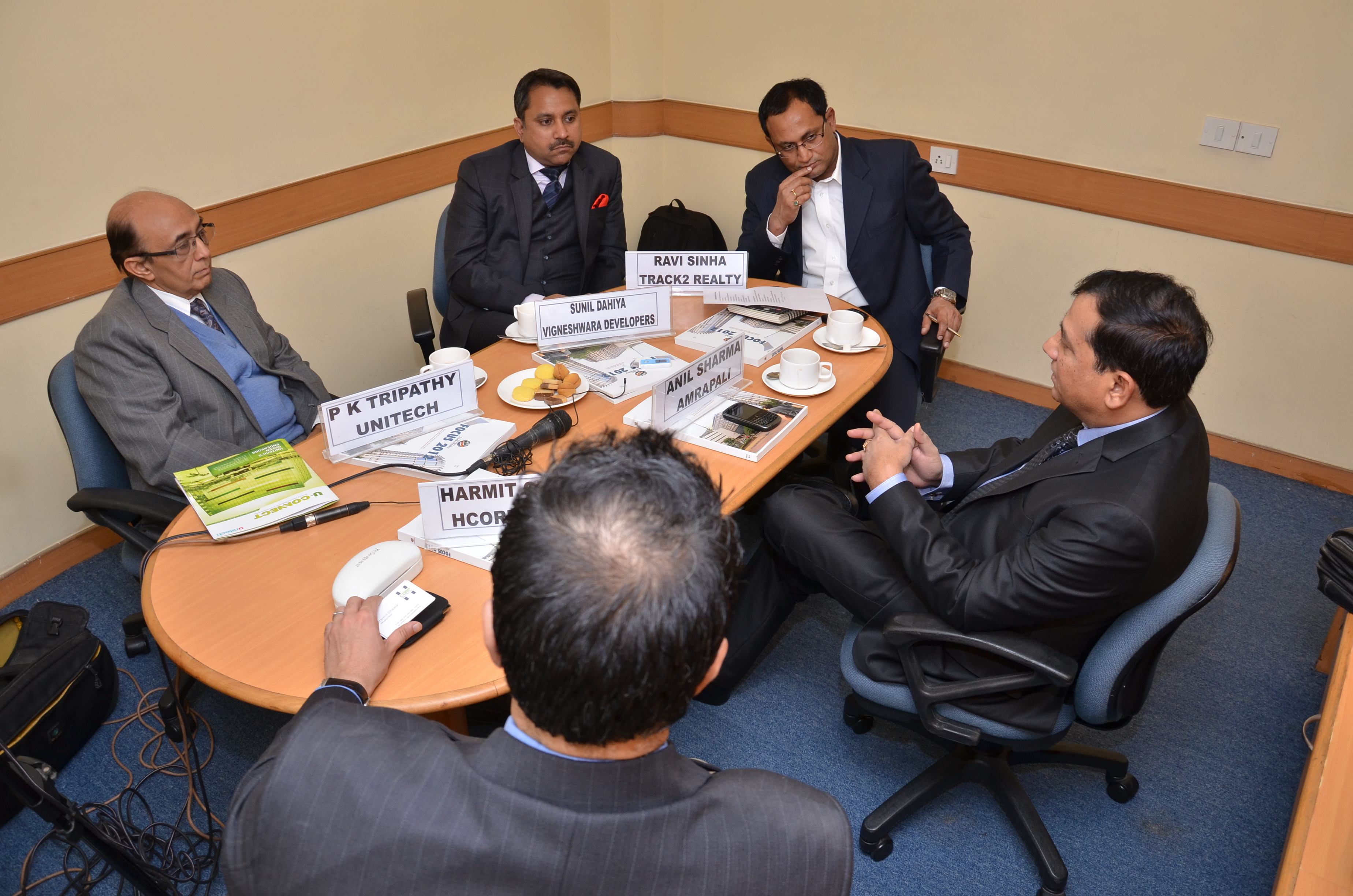 2012 Roundtable Final, India real estate news, Indian realty news, Property new, Home, Policy Advocacy, Activism, Mall, Retail, Office space, SEZ, IT/ITeS, Residential, Commercial, Hospitality, Project, Location, Regulation, FDI, Taxation, Investment, Banking, Property Management, Ravi Sinha, Track2Media, Track2Realty