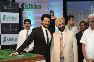 Sikka Downtown Launch, India real estate news, Indian realty news, Property new, Home, Policy Advocacy, Activism, Mall, Retail, Office space, SEZ, IT/ITeS, Residential, Commercial, Hospitality, Project, Location, Regulation, FDI, Taxation, Investment, Banking, Property Management, Ravi Sinha, Track2Media, Track2Realty