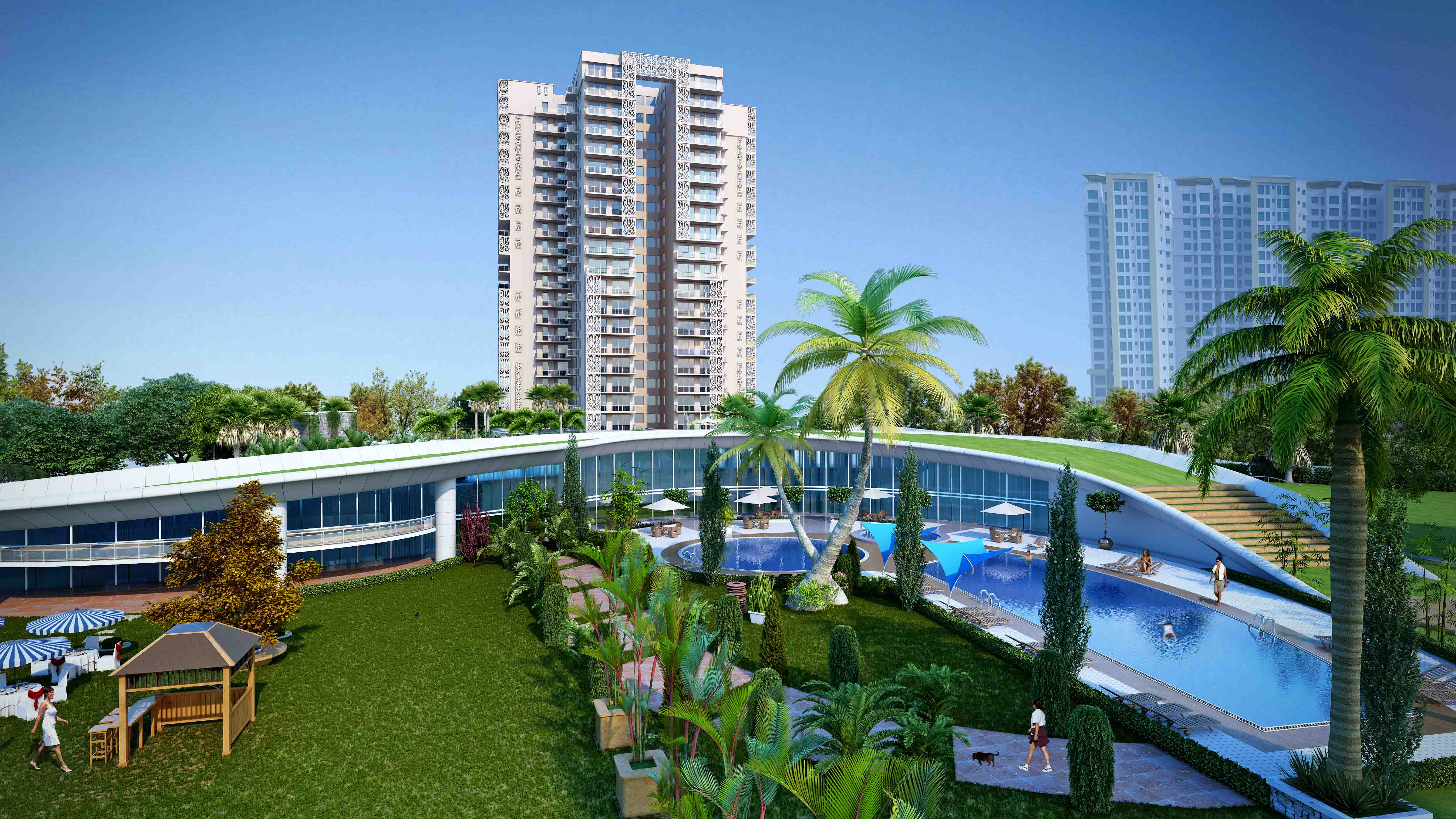 300 Sq Ft Apartment Floor Plan Sare Homes Launches Club Terraces At Sector 92 Gurgaon