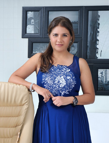 Manju Yagnik, Vice Chairperson, Nahar Group, Mumbai Real Estate, Track2Media Research, Track2Realty, Indian real estate, India real estate news, Indian realty news, Indian property market