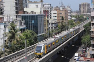Mumbai Metro Train, Mumbai Real Estate, India real estate news, Indian realty news, India property market, Track2Realty, Track2Media