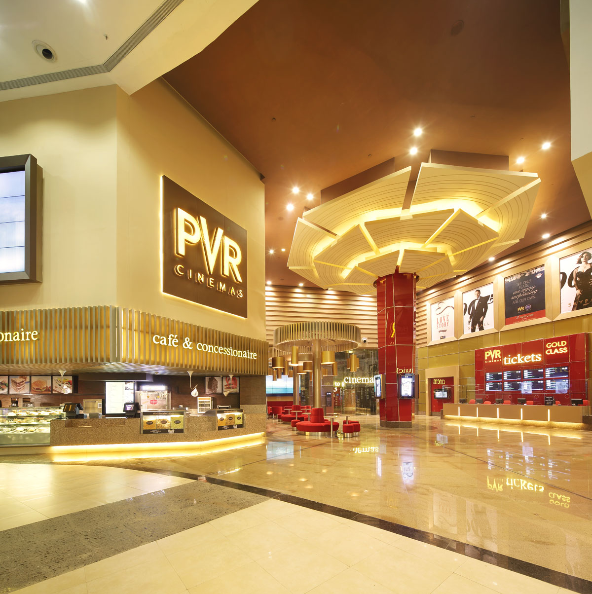 PVR Cinema, Multiplex, Indian real estate news, India property market, Track2media Research, Track2Realty, Akshaya Homes, South Indian property market