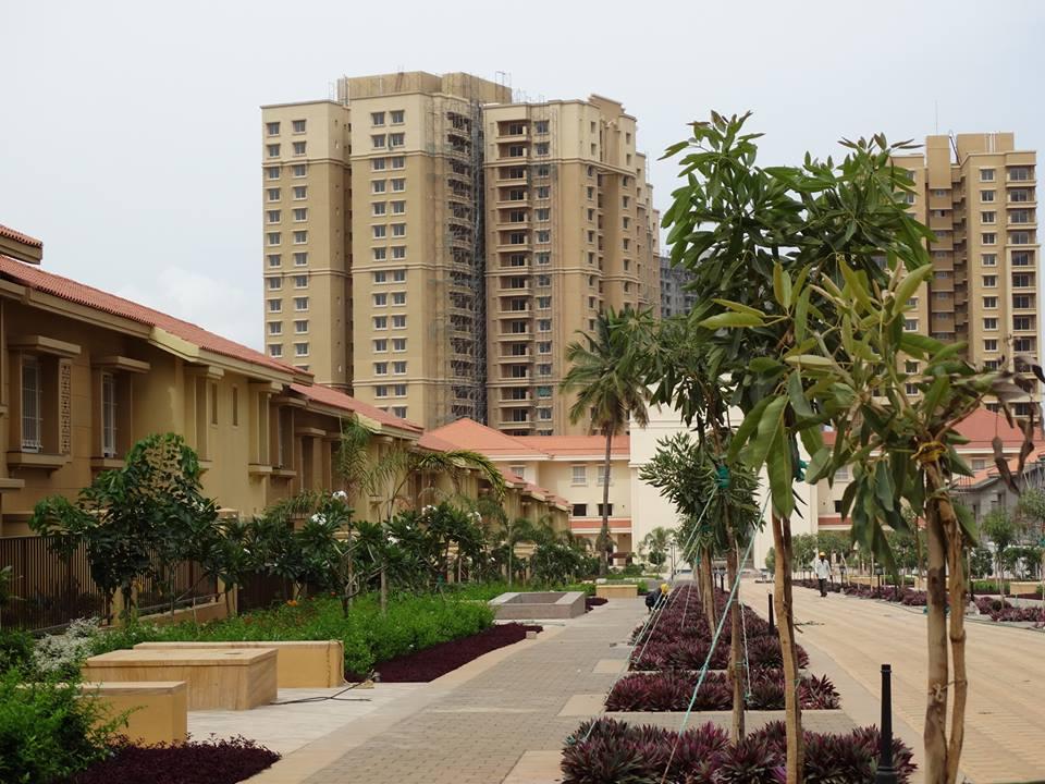 Sobha City Bangalore, PNC Menon, JC Sharma, Bangalore real estate market, Indian property market, Neighbour home, NRI real estate investment, Indian property market report, Real estate newsmagazine, Track2Realty Investment Magnet Report 2015, Track2Media Research