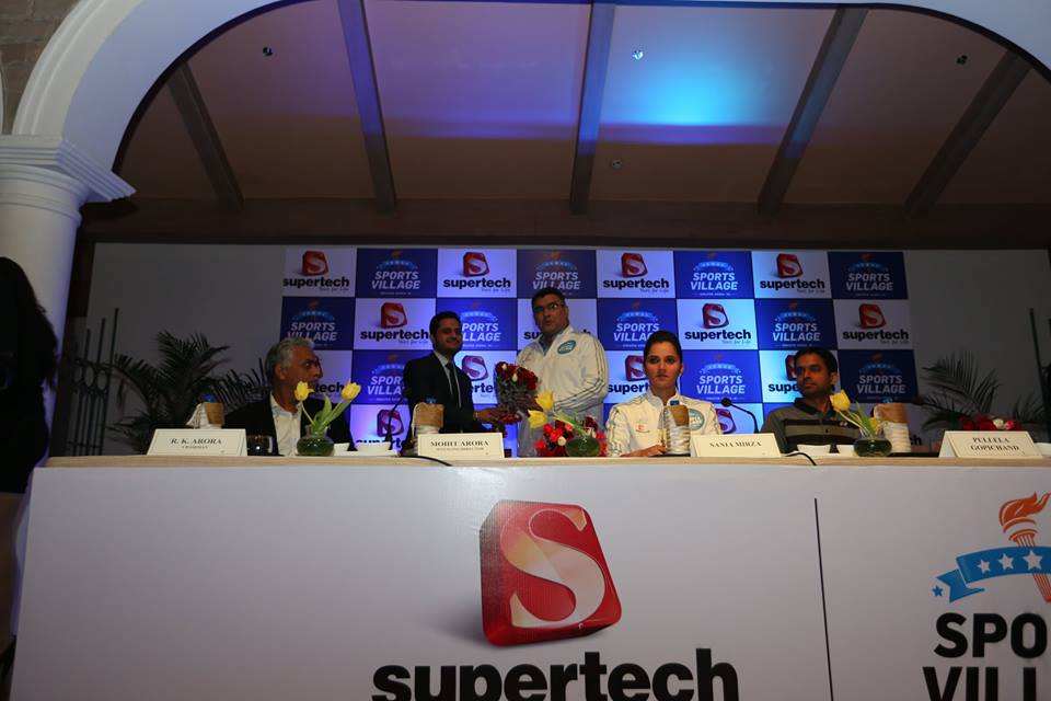 Supertech Sports Village. Sports Republik, Greater Noida West Property, Noida Extension property market, Greno West Real estate, RK Arora, Sports-themed housing projects, Indian real estate market, Indian property market, India real estate news, Track2Media Research, Track2Realty
