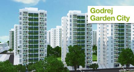 Godrej Garden City Gets A Rating Track2realty