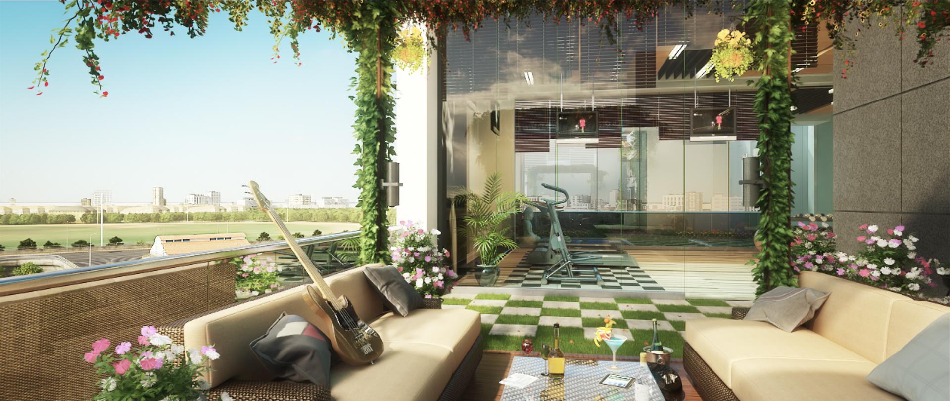 Nahar Excalibur, Mumbai real estate, Malad Property, Luxury real estate, Indian real estate news, India property market, Track2Realty