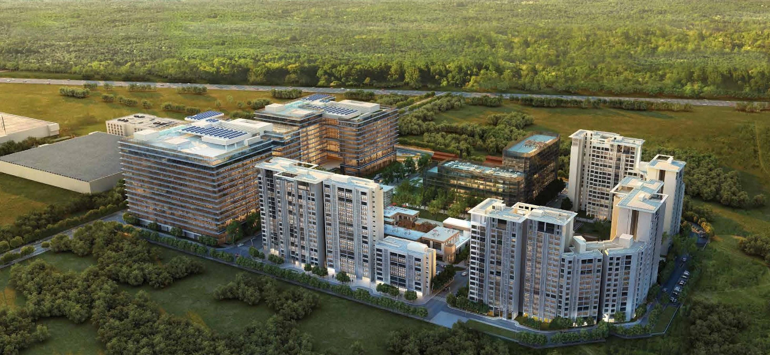 Godrej The Trees, Vikhroli, Mumbai real estate, Godrej Properties, India real estate news, Indian property market, Track2Realty, NRI investment, New launches in Mumbai