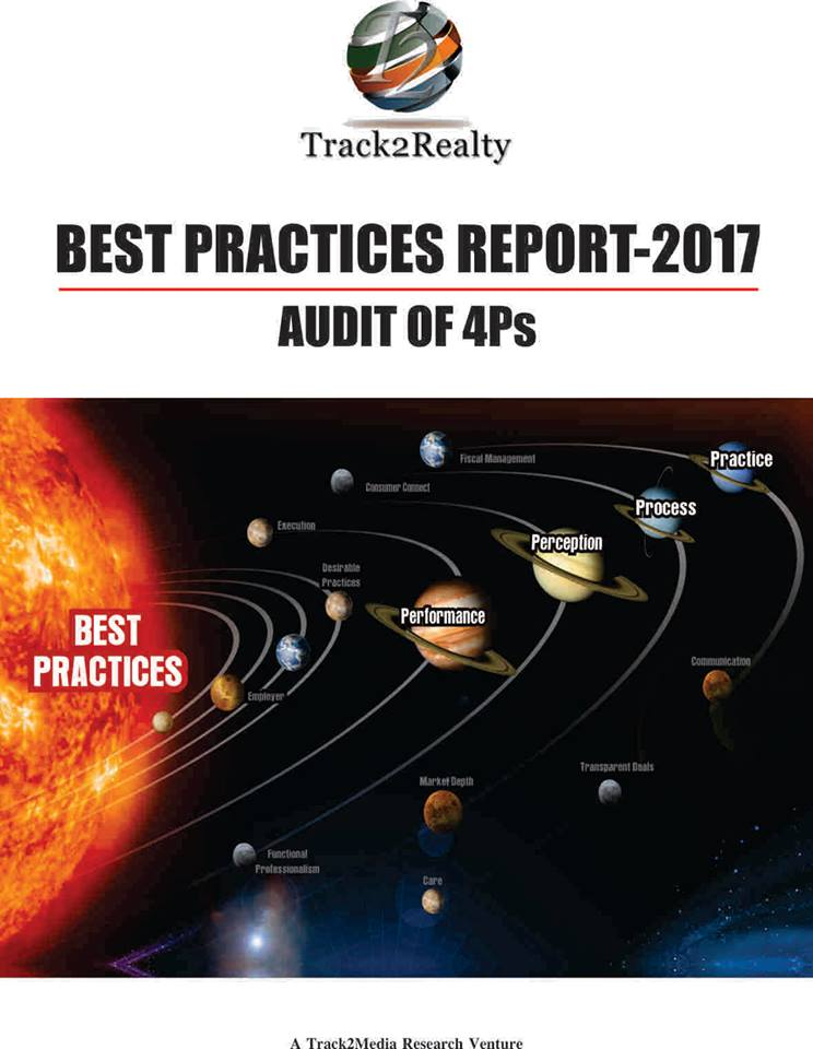 Track2Realty Best Practices Audit Report, RERA compliance real estate companies, Indian real estate news, India realty news, Indian property market, Report card of Indian builders, Track2Realty