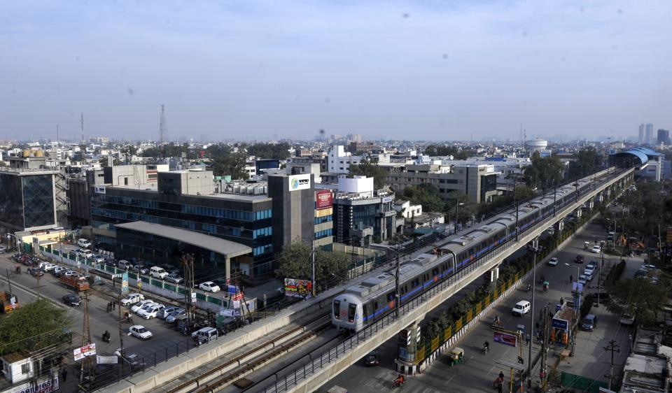 Noida property market, Noida real estate, BKC property, Bandra Kurla Complex, Mumbai real estate, Delhi-NCR property, Track2Realty