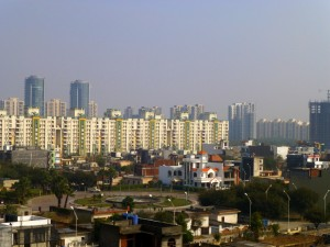 Noida, Noida Skyline, Noida Property market, Noida real estate, Rental value of Noida property, India real estate news, India property market, Track2Realty, Track2Media, Noida news