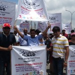 Noida homebuyer protest, Noida Sector 137, Unhappy homebuyers in Noida, Protest in Noida Sector 137 against garbage dump, Homebuyers on streets in Noida, Indian real estate news, Indiaproperty market, Track2Realty, Track2Media Research