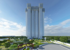 The Presidential Tower, Golden Gate & CNTC, Chinese CNTC in India, Golden Gate Bangalore, India real estate news, Indian property market news, Investment into Indian real estate, Track2Realty, Track2Media Research