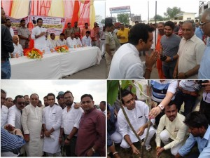 Noida MLA Pankaj Singh visits Sector 137, Pankaj Singh Noida MLA, Dump yard in Noida Sector 137, Shift dump yard in Noida, Residents demand dump yard removal from Noida Sector 137, India real estate news, Indian property market news, Real estate news India, Track2Realty, Track2Media Research