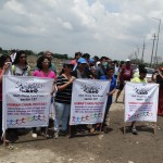 Noida 137 Protest, Protest against garbage dumping in Noida, Noida real estate, Properties in Noida sector 137, NGT, National Green Tribunal, NGT raps Noida Authority, Noida Authority, India real estate news, Indian realty news, Real estate news India, Indian property market, Track2Realty