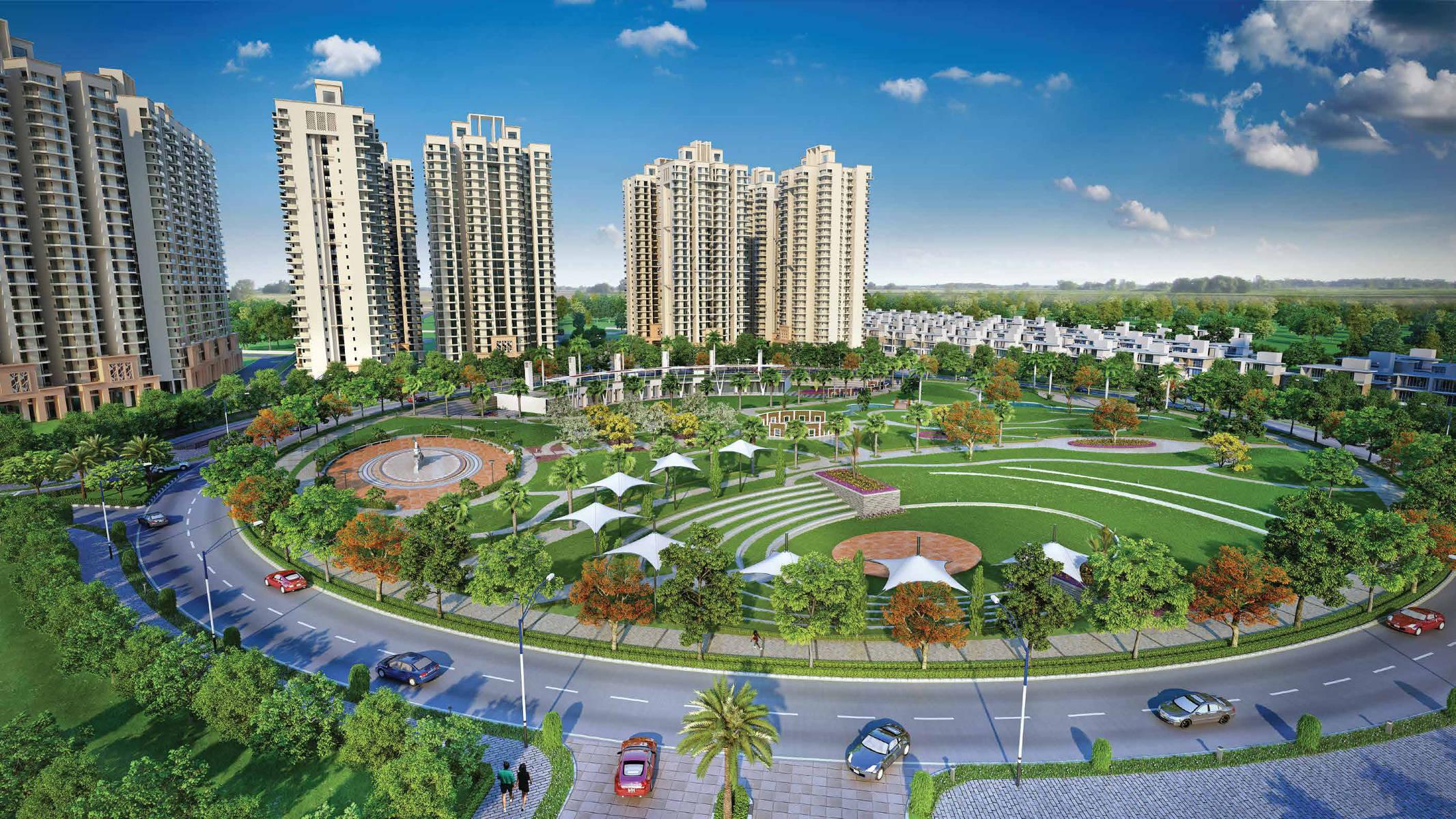 Gaursons India, Manoj Gaur, Gaur City, Investment in Gaur City, Gaur City Noida Extension, Gaur City Yamuna Expressway, Gaursons projects in Yamuna Expressway, Gaursons projects in Greater Noida West, India real estate news, Indian realty news, Real estate news India, Indian property market news, Track2Realty