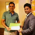 Sumadhura, Sumadhura signs MS Dhoni, MS Dhoni as brand ambassador, MS Dhoni with Amrapali, Brand ambassadors of real estate, Real estate celebrity endorsement, India real estate news, Indian realty news, Real estate news India, Indian property market news, Investment in property, Track2Realty