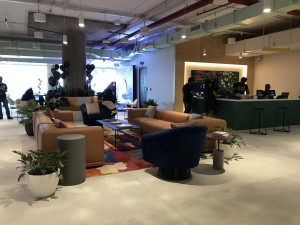 WeWork Oberoi Mumbai, Shared working spaces, Shared offices, Office space absorption in India, Co working spaces, Investment in co working spaces, WeWork in India, India real estate news, Indian realty news, Real estate news India, Indian property market news, Investment in real estate, Track2Realty