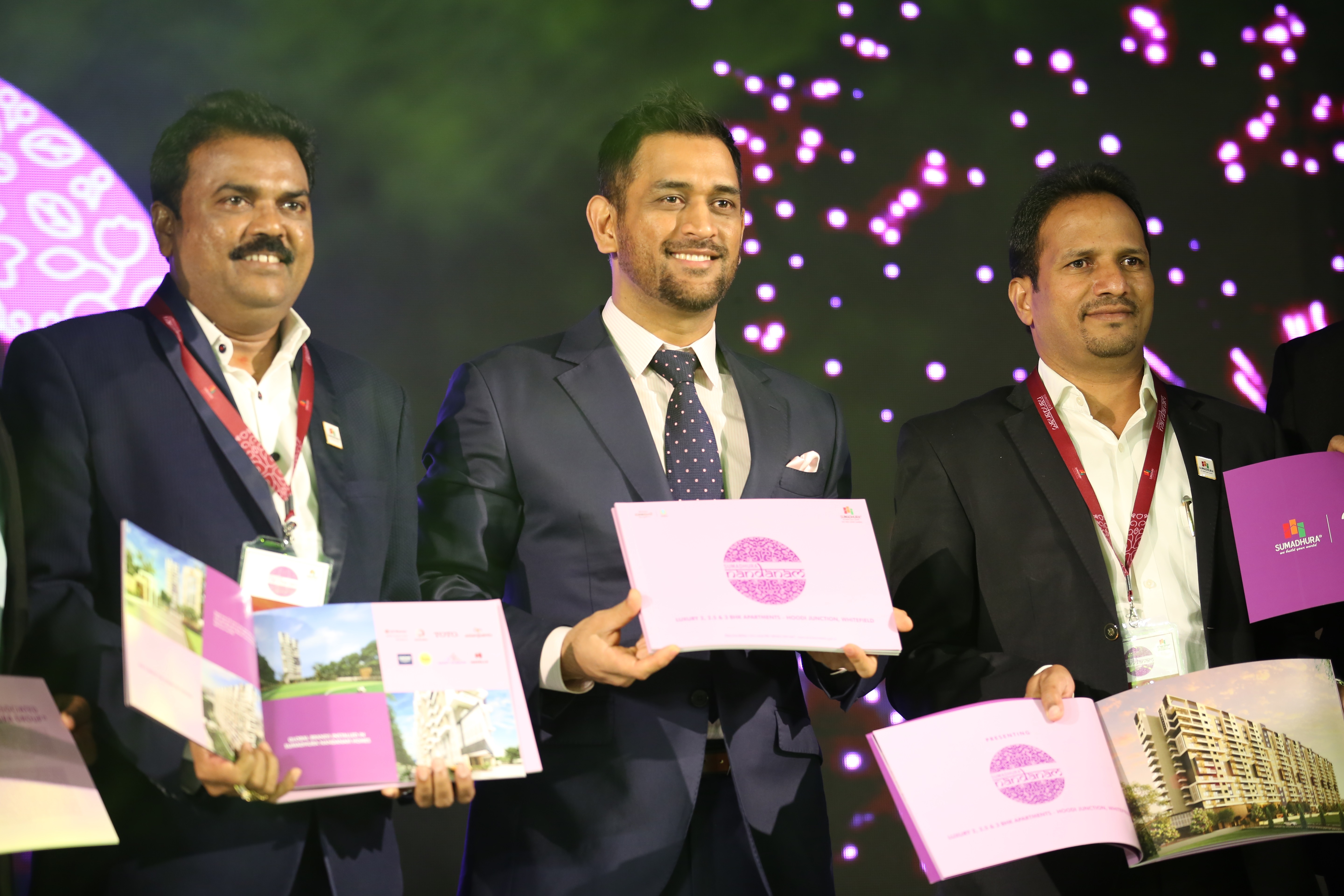 Sumadhura Nandanam, Sumadhura brand ambassador MS Dhoni, Bengaluru real estate news, Bengaluru property market news, Bengaluru property investment, India real estate news, New property launches in Bengaluru, Indian realty news, Real estate news India, Indian property market news, Track2Realty