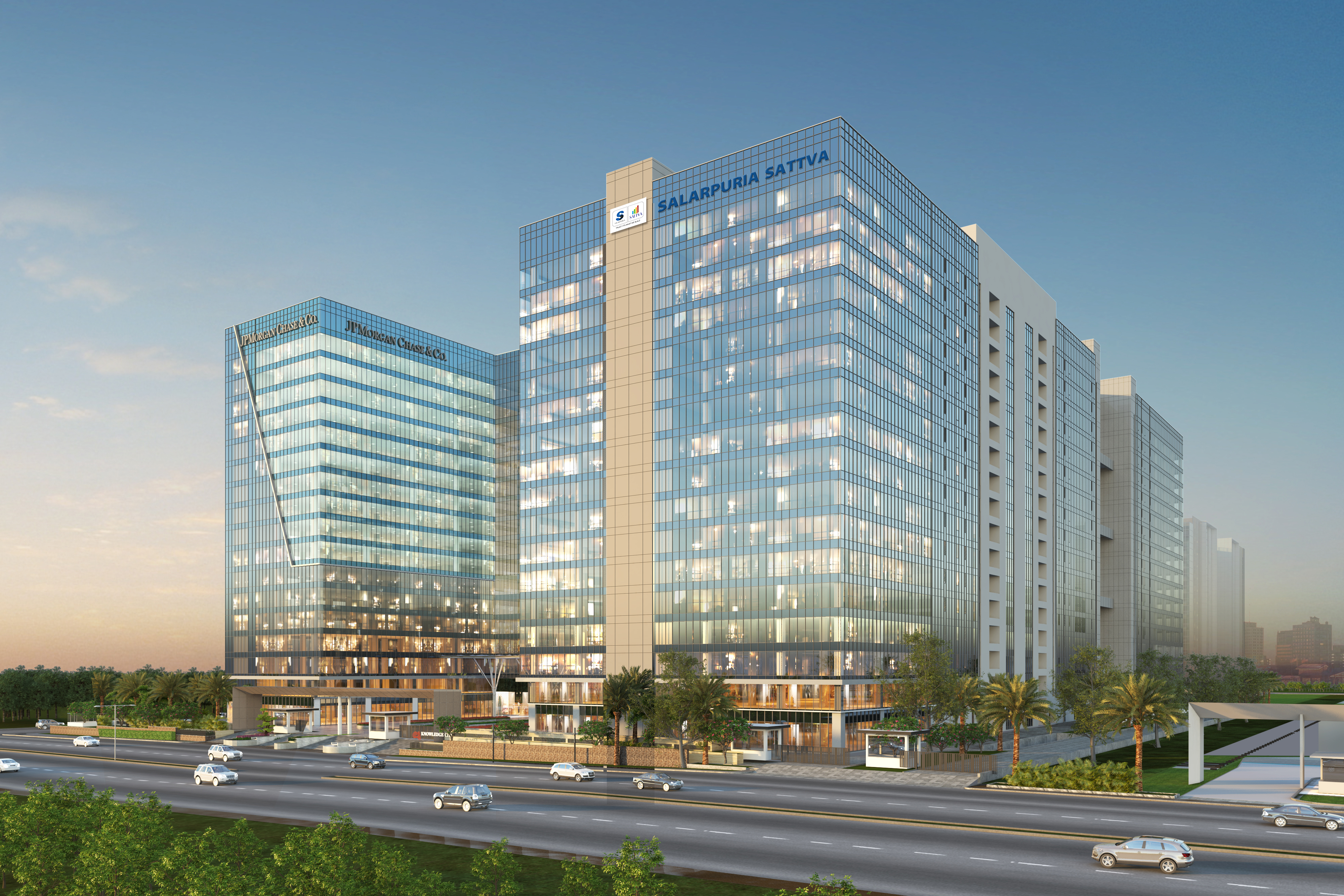 Salarpuria Sattva Knowledge Park, Salarpuria Sattva Knowledge City, Hyderabad commercial projects, HITECH City Hyderabad office space, Best office space in Hyderabad, India real estate news, Indian realty news, Real estate news India, Indian property market news, Investment in Hyderabad property, Track2Realty