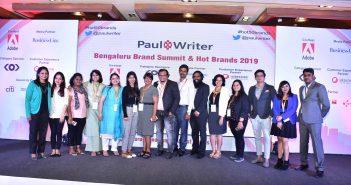 Paul Writer Brand Summit Bengaluru, Bengaluru real estate, Sobha Limited, Best brand of real estate, Indian real estate news, Real estate news India, Indian property market news, Track2Realty