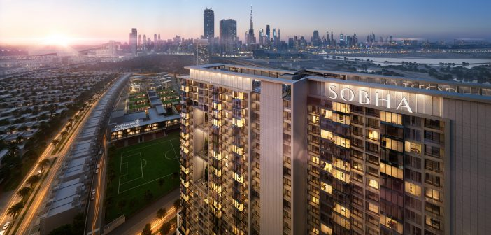 One Park Avenue, Sobha Hartland, Dubai Properties, Sobha Realty, Sobha in Dubai, Top Brands of Dubai Property, Indians Investing in Dubai