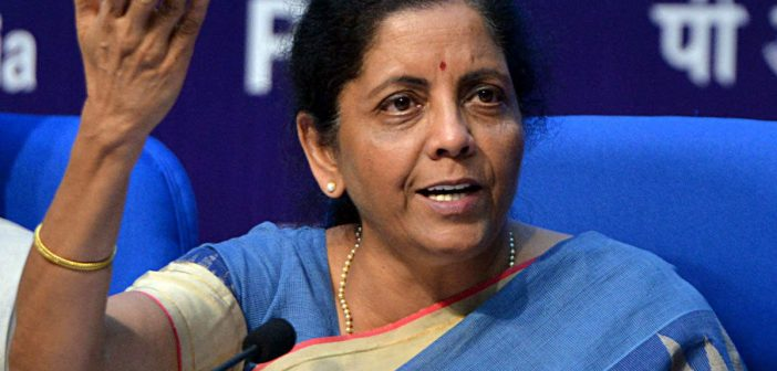 Nirmala Sitharaman, Finance Minister, Relief Package to Real Estate, Real Estate Stress Fund