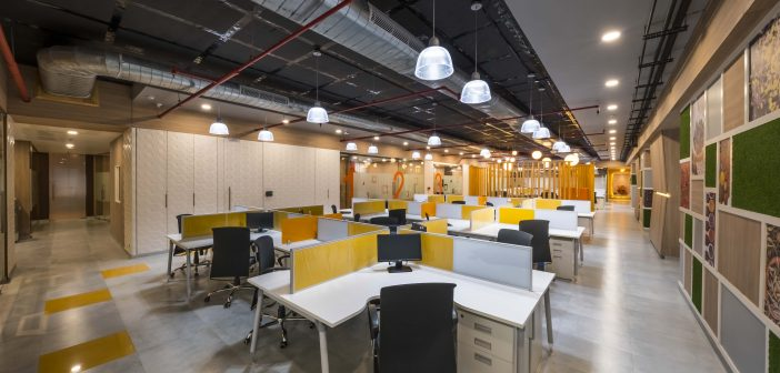 Office Space in India, Office Space Absorption, RICS Report on Office Space, Colliers Report on Office Space, Trends in Office Space, Designs of Office Space