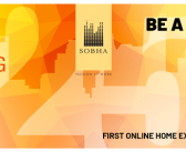SOBHA launches its first online 'Click2Buy' Home Expo