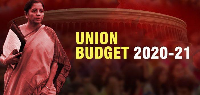 Union Budget 2020-21, Niramala Sitharaman Budget, Budget and Real Estate, Housing Market and Budget