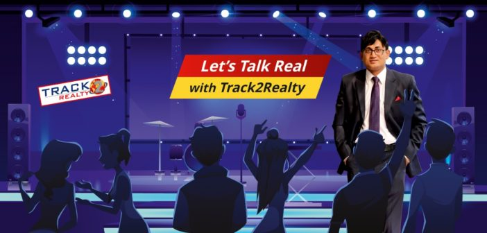Let's Talk Real With Track2Realty, Diary of a Real Estate Journalist, Real Estate Journalism, Real Estate Media, Media after Coronavirus, Property News